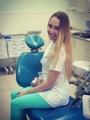 Врач ортодонт - Анфалова Алиса Николаевна